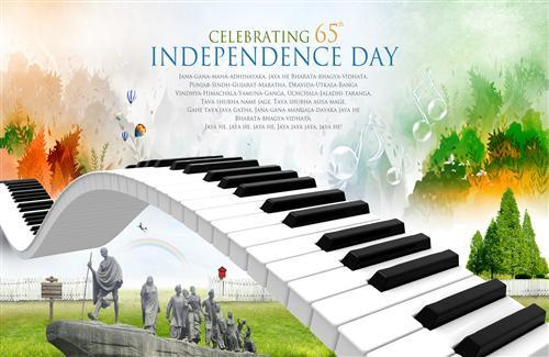 Celebrate Indian Independence Day Image
